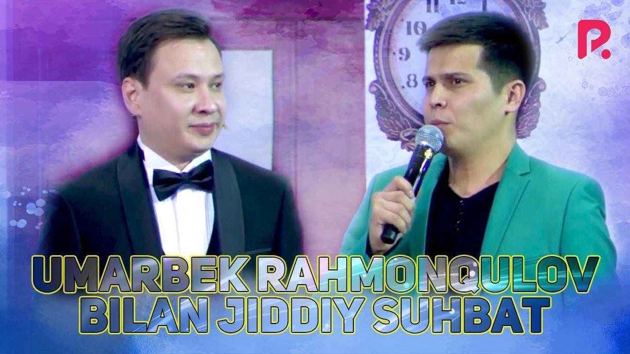QVZ 2019 - Yangi yulduzlar jamoasi - Umarbek Rahmonqulov bilan jiddiy suhbat
