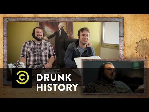 Drunk History  Sober History  Eric Falconer Eats PlayDoh  Uncensored