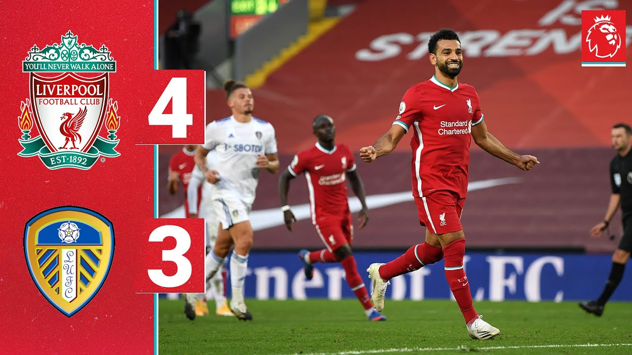 Highlights: Liverpool 4-3 Leeds Utd | Salah hits a hat-trick on the opening day