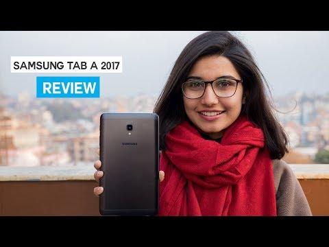 Samsung Galaxy Tab A 2017 Review!