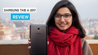 Samsung Galaxy Tab A 2017 Review!