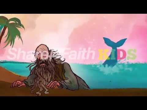 Jonah, Nineveh And The Big Fish Book Of Jonah Sunday School Lesson Resource