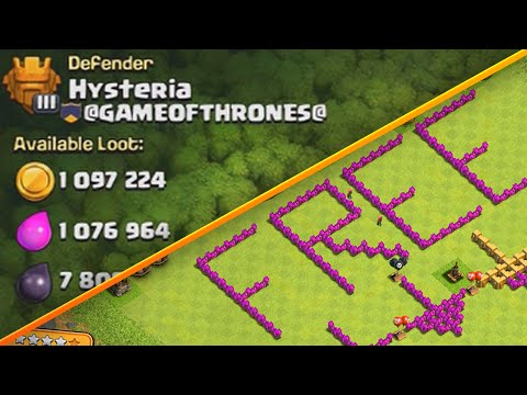 Clash of Clans – EPIC 2 MILLION LOOT TITAN LEAGUE RAID! Getting 100 Gems for FREE! (CoC Loot Raids)