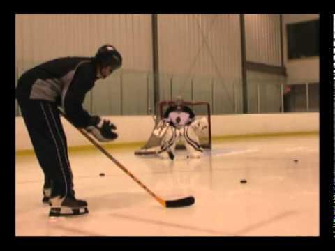 Goalie Drill Basic Angles Youtube