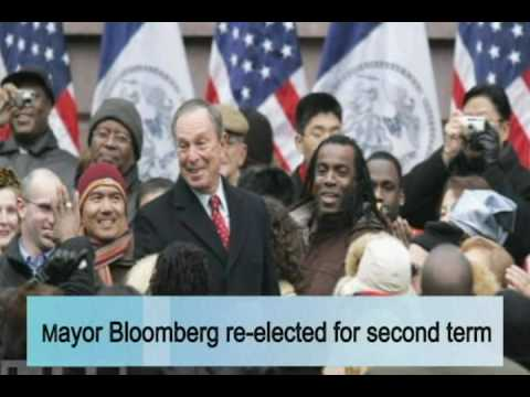 Bloomberg and Homelessness
