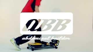 abb舒背健腹機 abb core stretch