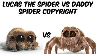Lucas the Spider Vs. Daddy Spider Copyright Situation Explained (Who Is In The Right?)