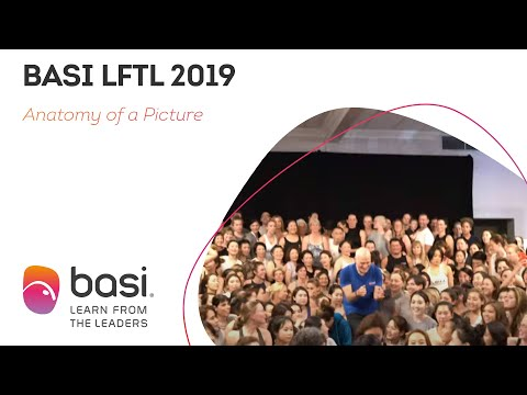BASI LFTL 2019 Anatomy Of A Picture