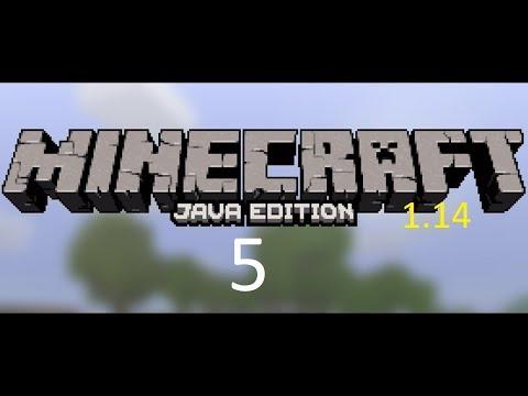 играю в Minecraft (5 часть,ставим мебель) МИСТИКА!!