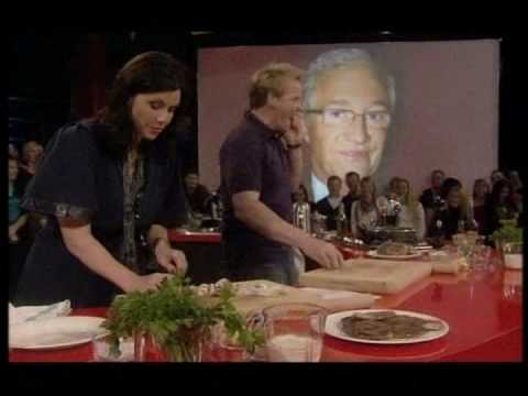 Gordon Ramsay Cookalong Live  With Paul O'Grady On Phone