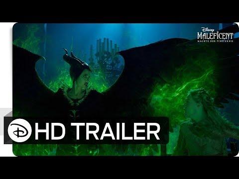 MALEFICENT: MÄCHTE DER FINSTERNIS - Teaser Trailer (deutsch/german) | Disney HD
