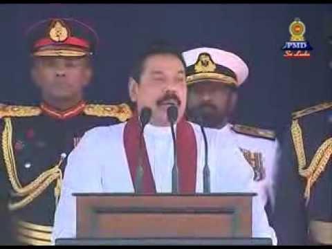 Sri Lanka's 66th Independence Day - President's Speech