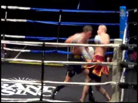 Justin Kid Thunder Jones vs RJ Laase Part 1