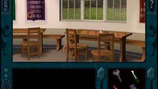 Part 1/3 - Nancy Drew #1: Secrets Can Kill Walkthrough