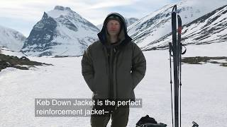 Keb Down Jacket