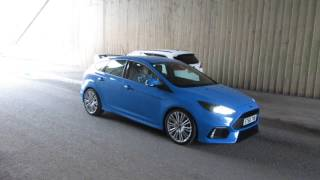 ford focus rs vs focus st