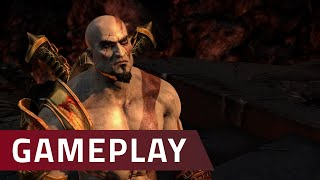 God of War 3: Remastered - Gameplay Trailer (PS4)