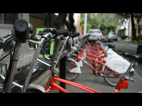 Mexico City turns to electric bicycles to lure commuters out of cars