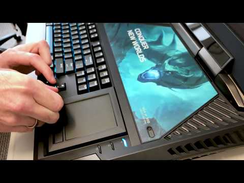 Acer Predator 21 X Unboxing