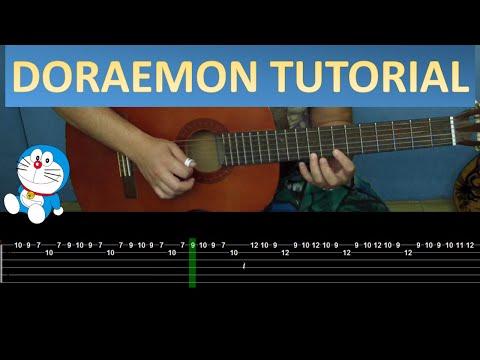 Doraemon Guitar Tutorial