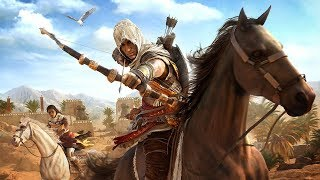 Assassin's Creed Origins - An Early Look - IGN Plays Live