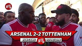 Arsenal 2-2 Tottenham  | I've Had Enough Of Xhaka's Stupidity!! (DT)