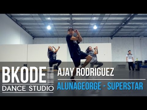 BKODE STUDIO | Ajay Rodriguez | AlunaGeorge - Superstar (Cosmos Midnight x Lido Remix)