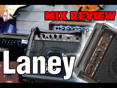 LANEY LA12C MIX Review