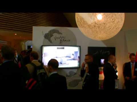 Telekom-Stand auf der Ifa 2011 (Internationale Funkausstellung) Berlin