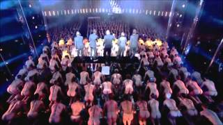 Take That - The Flood (live at The Royal Variety Performance - 2010)