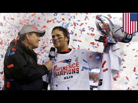 NFL investigates New England Patriots 'deflategate'