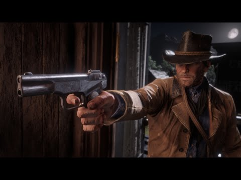 M1899 Pistol Location RDR2 PC New Weapon