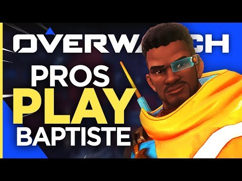 Overwatch Pros & Streamers Play New Hero Baptiste! thumbnail