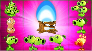 all pea plants power up torchwood plant food boost vs zombies in plants vs zombies 2