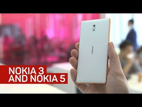 Nokia 3 and 5 knock out pure Android