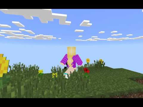 Ep-1 Minecraft- Little Kutie does not have nothing to do!