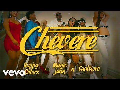 Happy Colors, Magic Juan, Gualtiero - Chévere (Remix)[Audio]