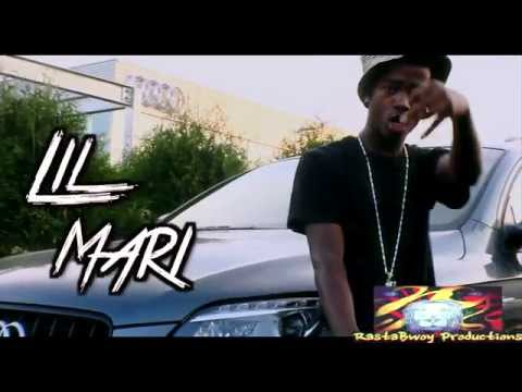 """Lil Mari """"Check"""" Freestyle [Shot/Edited By:@RastaBwoyKell] Young Thug Remix"""