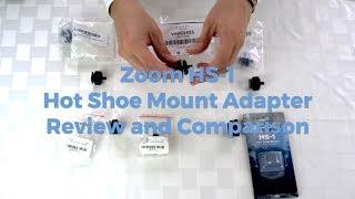 zOOM H6 -SGH-6 -EXH-6 - HS-1  Обзор - Review - Модули - Микрофоны - часть 2