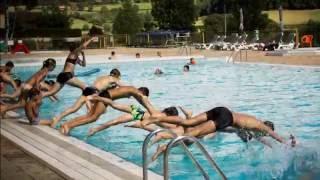Animations de la piscine de Matour( été 2016)