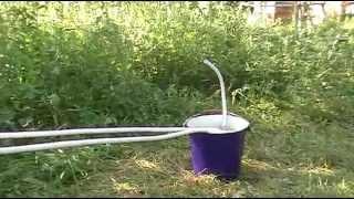 Солнечный водяной насос