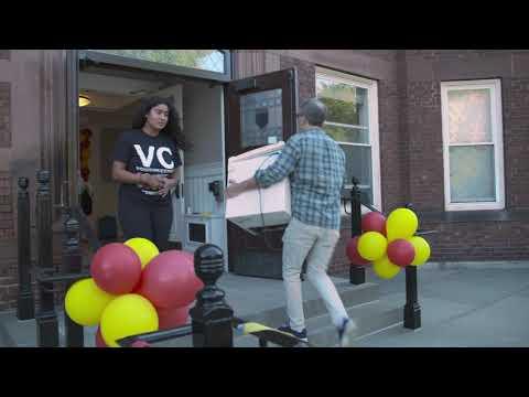 Vassar College Move-In Day 2019