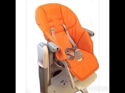 стульчик для кормления Are Care 6500c - YouTube