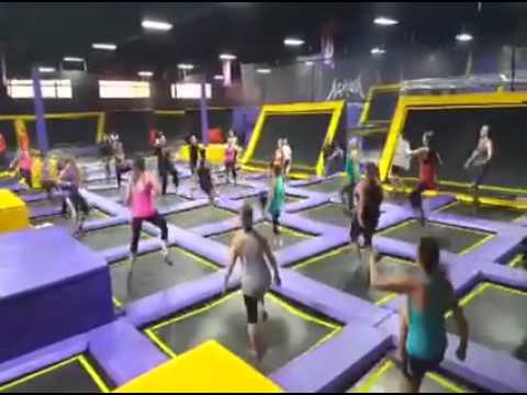 altitude trampoline park puerto rico fitness youtube