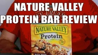 Nature Valley Dark Chocolate Protein Bar (Freak N Review 15)