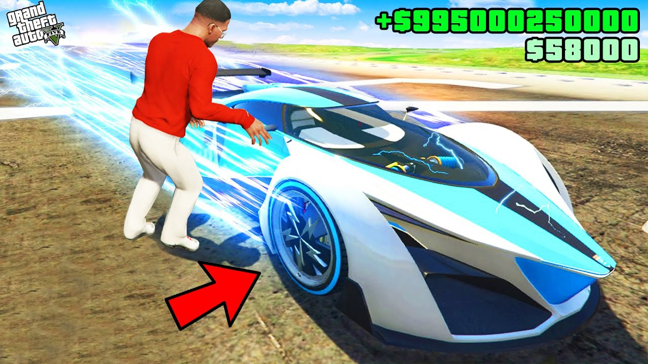 GTA 5 : Stealing World Fastest Super Car in GTA 5 ! (GTA 5 mods)