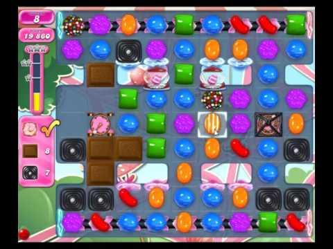 Candy Crush Saga Level 2400 - NO BOOSTERS