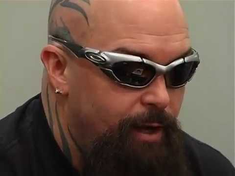"""Slayer - Kerry King: """"If you're offended by our cover: don't look at it"""""""