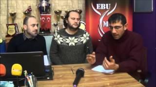 EBU MEDYA – ENES AYAKKABICILIK FUTBOL TURNUVASI 2. HAFTA VIDEO CEKIMLERI
