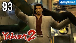 Yakuza 2 【PS2│PCSX2】 #93 │ Chapter 16 - Endgame